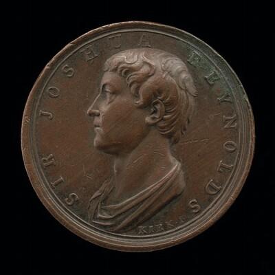 Sir Joshua Reynolds, 1723-1792, Painter [obverse]