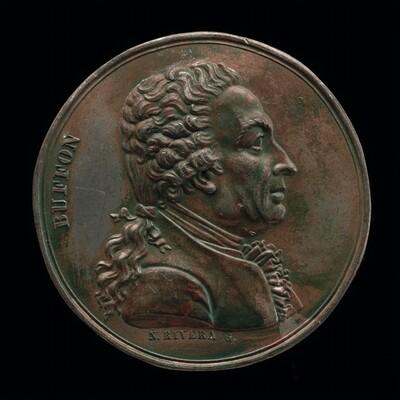 Georges Louis Leclerc, Comte de Buffon, 1707-1788