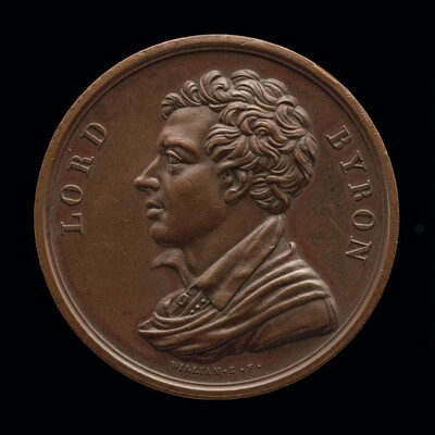Lord Byron, 1788-1824, Poet [obverse]