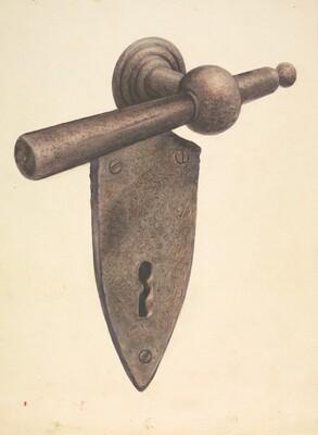 Metal Door Lock