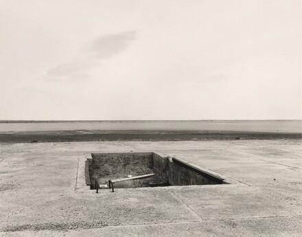 Lake Bonneville, Great Salt Lake Desert, Wendover A.F.B., Atomic Bomb Loading Pit