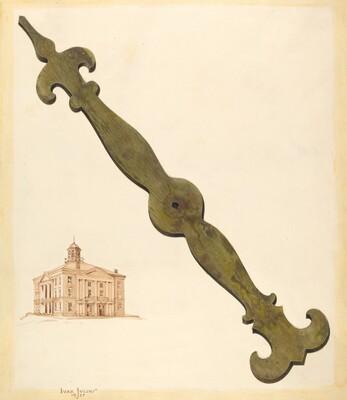 Bishop Hill: Clock Hand