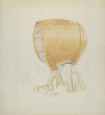 Shaker Bonnet