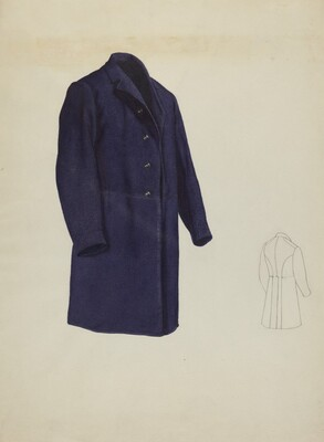 Shaker Man's Coat