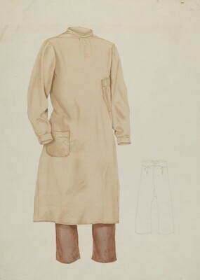 Man's Smock and Trousers