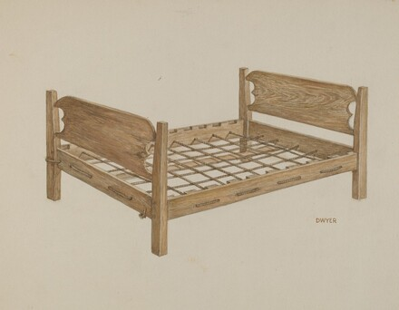 Three-quarter Bed