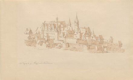 Das Schloss zu Kaiserslautern