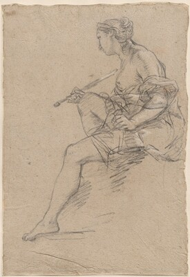 Study for an Allegory of Painting