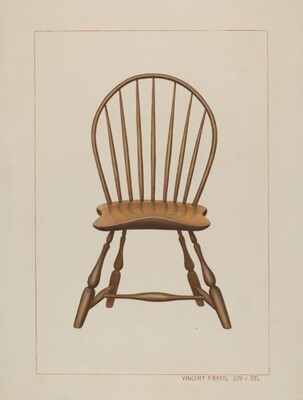 Windsor Fan-back Chair