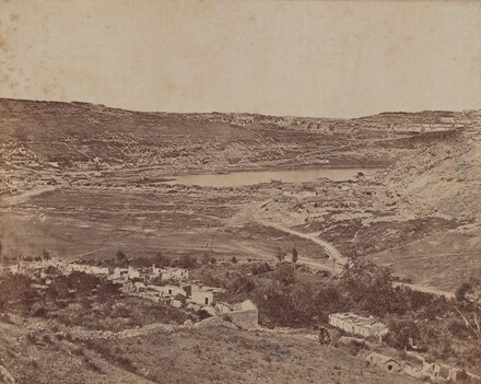 Valley of the Cemetery
