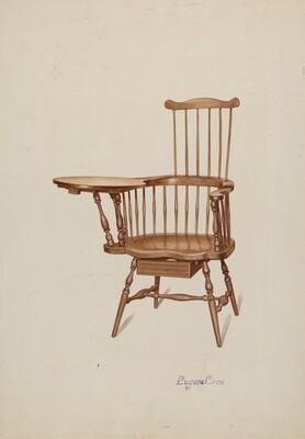 Windsor Desk Armchair