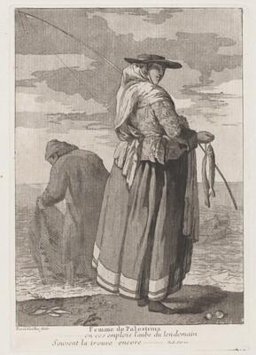 Femme de Palestrina (Woman from Palestrina)