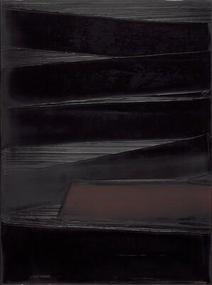 Peinture 130 x 97 cm, 18 septembre 1980