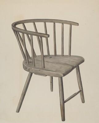 Handmade Arm Chair
