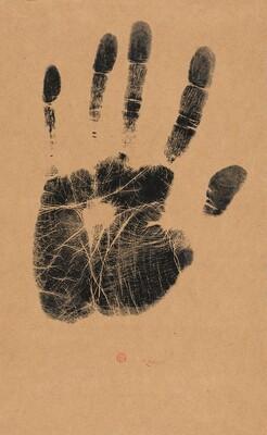 The Artist's Left Hand