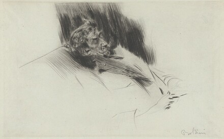 Whistler Asleep