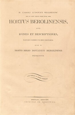 Hortus Berolinensis