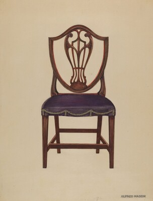 Side Chair (one of six)