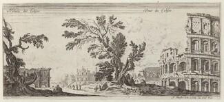 Veduta dei Coliseo