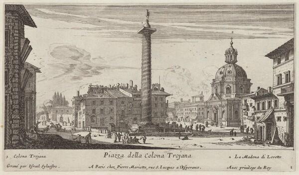 Piazza della Colona Trojana