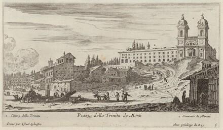 Piazza della Trinita de Monti