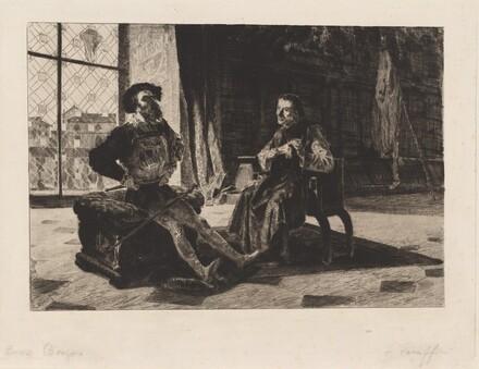 Cesare Borgia and Machiavelli