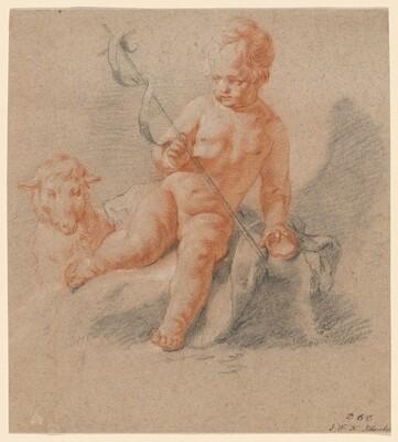 Saint John the Baptist as an Infant