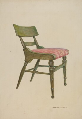 Samuel Chase Chair