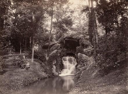Grotto in the Bois de Boulogne