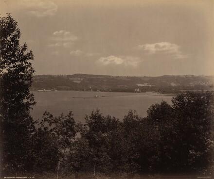 Cayuga Lake Toward Ithaca