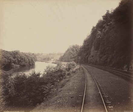 Rockdale Curve, On the Lehigh