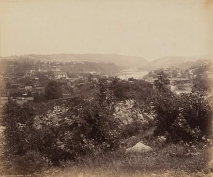 Easton, From Weygat Mountain