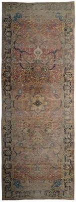 Arabesque Band Carpet