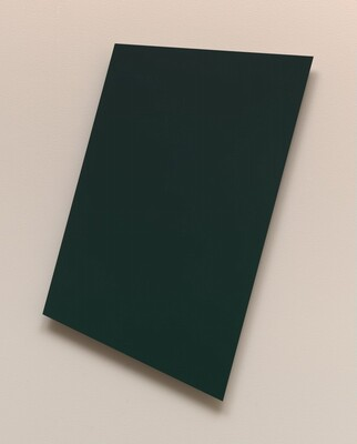Dark Green Panel I