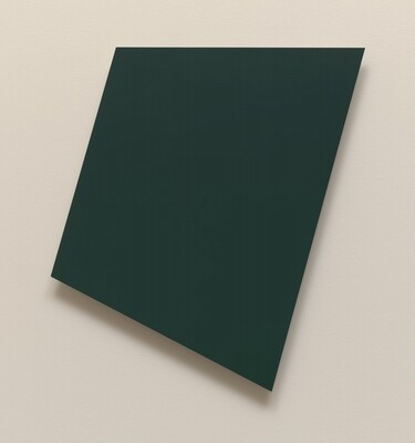 Dark Green Panel II