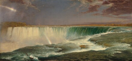 Frederic Edwin Church, Niagara, 1857