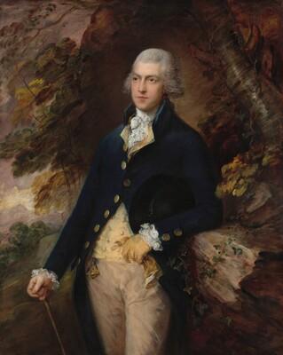 Francis Basset, Lord de Dunstanville