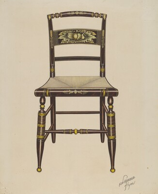Hitchcock Chair