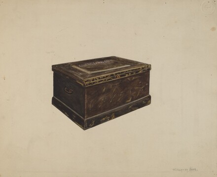 Sea Chest, U.S. Navy