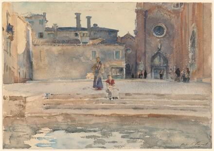 Campo dei Frari, Venice