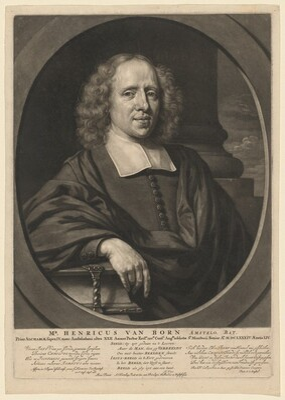 Mr. Henricus van Born
