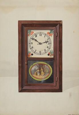 Clock, Seth Thomas