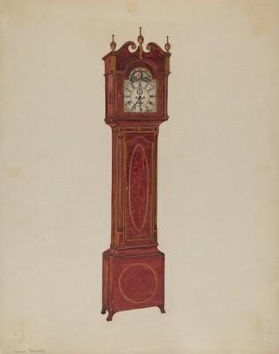 Clock, Tall