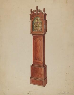 Clock (Grandfather)