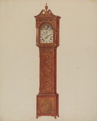 Grandfather Clock (Timepiece)