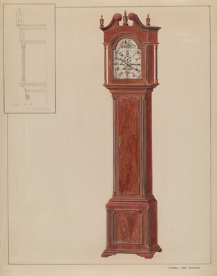 Grandfather's Clock (Timepiece)