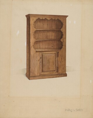 Dresser or Cupboard