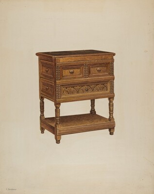Box Desk