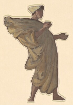 Standing Figure IV (study for Greek Girls Bathing)