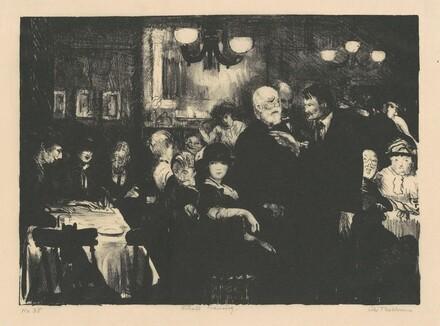 Artists' Evening